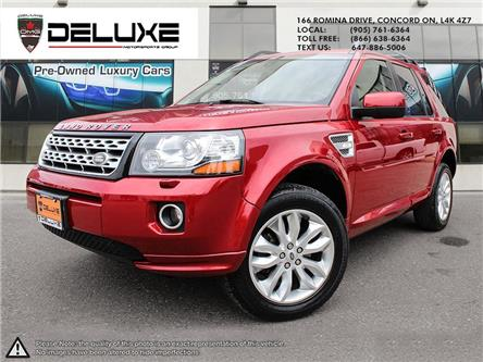 2013 Land Rover LR2 Base (Stk: D0598) in Concord - Image 1 of 24