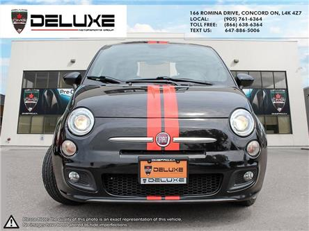 2012 Fiat 500 Sport (Stk: D0587) in Concord - Image 2 of 15