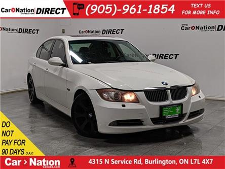 2006 BMW 330i  (Stk: J743A) in Burlington - Image 1 of 35