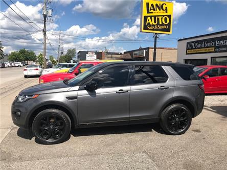 2016 Land Rover Discovery Sport HSE (Stk: 81661) in Etobicoke - Image 2 of 18