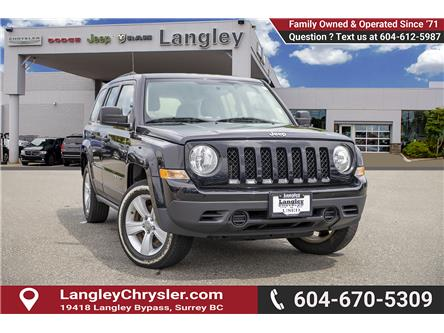 2016 Jeep Patriot Sport/North (Stk: K566018B) in Surrey - Image 1 of 25