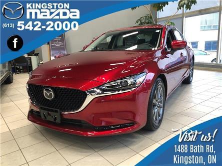 2018 Mazda MAZDA6 GS-L w/Turbo (Stk: 18C119) in Kingston - Image 1 of 13
