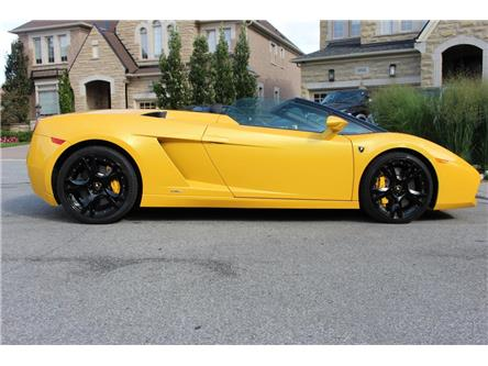 2007 Lamborghini Gallardo  (Stk: ) in Brampton - Image 1 of 14