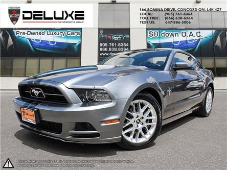 2013 Ford Mustang V6 (Stk: D0607) in Concord - Image 1 of 13