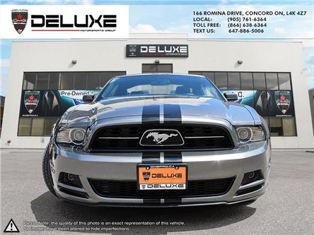 2013 Ford Mustang V6 (Stk: D0607) in Concord - Image 2 of 13