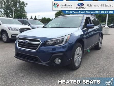 2019 Subaru Outback 2.5i Limited Eyesight CVT (Stk: 32728) in RICHMOND HILL - Image 1 of 22
