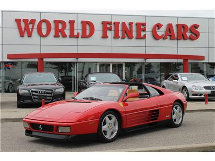 1991 Ferrari 348ts  (Stk: 16879) in Toronto - Image 1 of 18