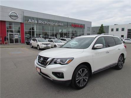 2019 Nissan Pathfinder Platinum (Stk: RY19P013) in Richmond Hill - Image 1 of 45