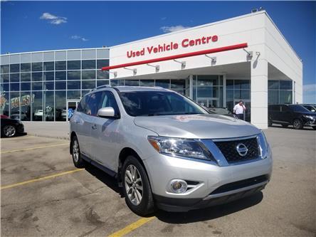 2014 Nissan Pathfinder SL (Stk: U194174A) in Calgary - Image 1 of 30