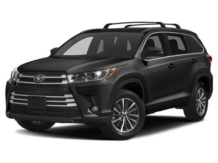 2019 Toyota Highlander XLE (Stk: N19362) in Timmins - Image 1 of 9
