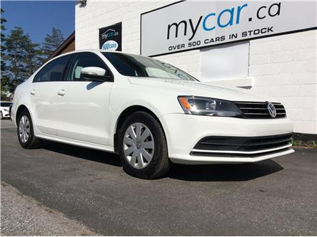 2015 Volkswagen Jetta 2.0L Trendline+ (Stk: 190726) in Kingston - Image 1 of 20