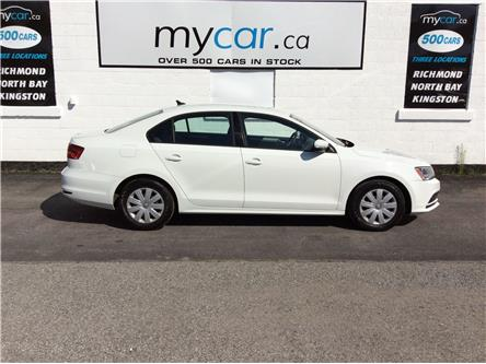2015 Volkswagen Jetta 2.0L Trendline+ (Stk: 190726) in Kingston - Image 2 of 20