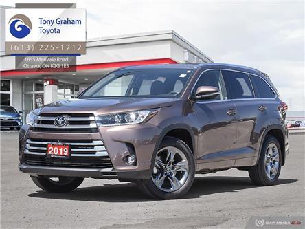2019 Toyota Highlander Limited (Stk: U9106) in Ottawa - Image 1 of 30