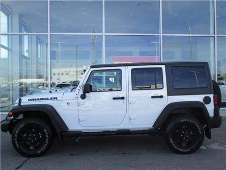 2016 Jeep Wrangler Unlimited Sport (Stk: 6531) in Regina - Image 2 of 22