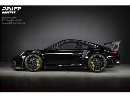 2019 Porsche 911 GT3 RS (Stk: LEASING2) in Woodbridge - Image 1 of 19