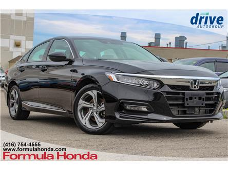 2019 Honda Accord EX-L 1.5T (Stk: 19-0332D) in Scarborough - Image 1 of 31