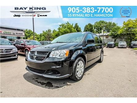 2019 Dodge Grand Caravan CVP/SXT (Stk: 193583) in Hamilton - Image 1 of 25