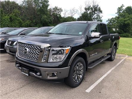 2019 Nissan Titan  (Stk: TI19007) in St. Catharines - Image 2 of 5