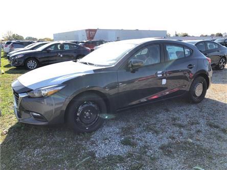 2018 Mazda Mazda3 Sport  (Stk: 180934) in Burlington - Image 1 of 5