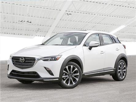 2019 Mazda CX-3 GT (Stk: 190519) in Burlington - Image 1 of 23