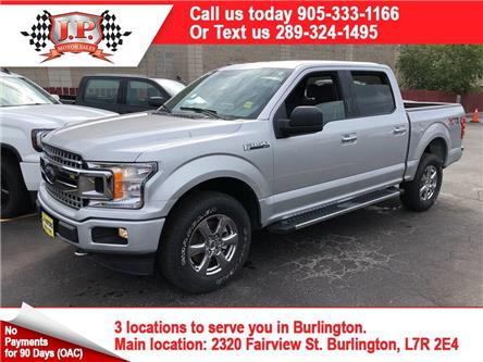 2018 Ford F-150  (Stk: 46806) in Burlington - Image 1 of 27