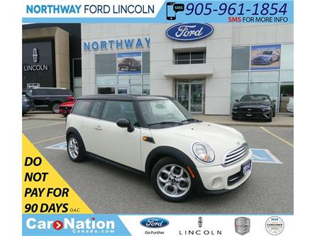 2014 MINI Clubman | HTD LEATHER | PUSH START | PANO ROOF | (Stk: DR215A) in Brantford - Image 1 of 39