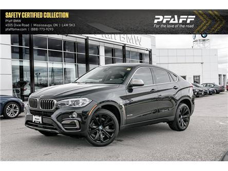 2019 BMW X6 xDrive35i (Stk: U5551) in Mississauga - Image 1 of 22