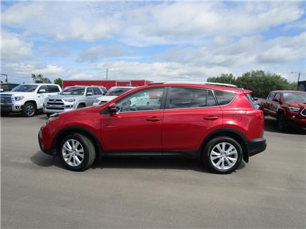 2015 Toyota RAV4 Limited (Stk: 1991741 ) in Moose Jaw - Image 2 of 25