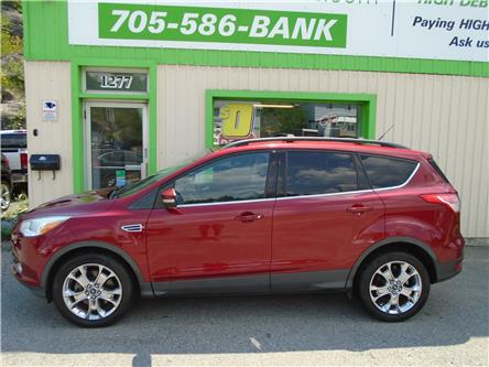 2013 Ford Escape SEL (Stk: ) in Sudbury - Image 1 of 6
