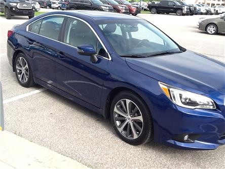 2016 Subaru Legacy 3.6R Limited Package (Stk: p19028) in Owen Sound - Image 1 of 9
