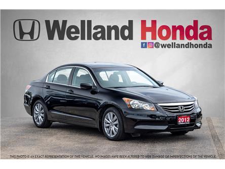 2012 Honda Accord EX (Stk: U19278) in Welland - Image 1 of 25