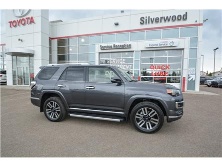 2019 Toyota 4Runner SR5 (Stk: 4RK158) in Lloydminster - Image 1 of 12