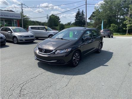 2014 Honda Civic EX (Stk: -) in Lower Sackville - Image 1 of 14