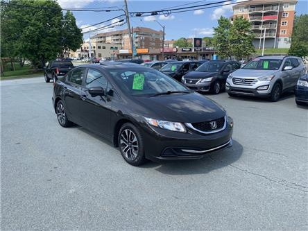 2014 Honda Civic EX (Stk: -) in Lower Sackville - Image 2 of 14
