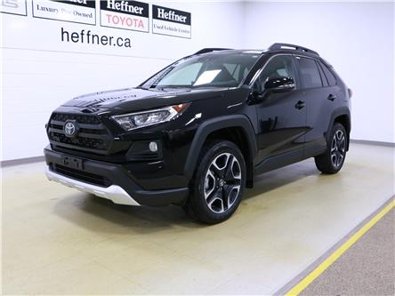 2019 Toyota RAV4 Trail (Stk: 190777) in Kitchener - Image 1 of 3