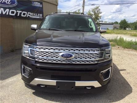 2019 Ford Expedition Max Platinum (Stk: 19-367) in Kapuskasing - Image 2 of 8