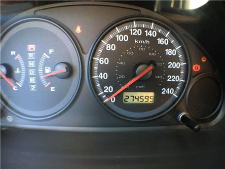 2002 Honda Civic DX AIR CONDITION, POWER DOOR LOCKS, KEYLESS ENTRY (Stk: 8613A) in Brampton - Image 2 of 9