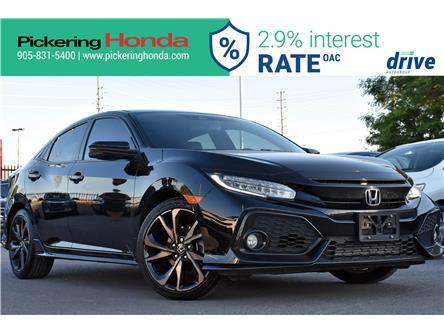 2018 Honda Civic Sport Touring (Stk: P5033) in Pickering - Image 1 of 31