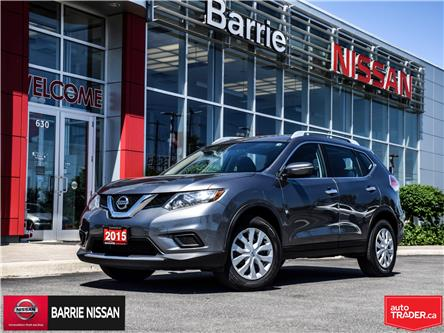 2015 Nissan Rogue S (Stk: 19354A) in Barrie - Image 1 of 22