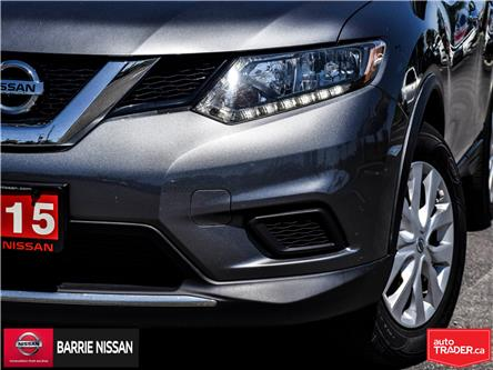 2015 Nissan Rogue S (Stk: 19354A) in Barrie - Image 2 of 22