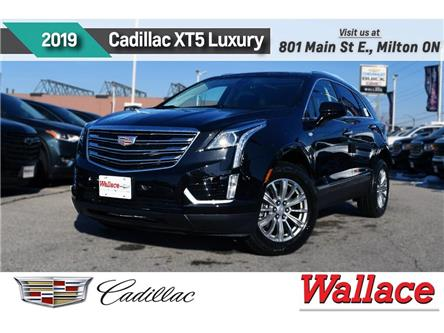 2019 Cadillac XT5 Luxury (Stk: 165761) in Milton - Image 1 of 11