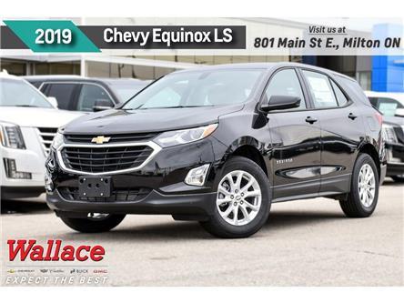 2019 Chevrolet Equinox LS (Stk: 227820) in Milton - Image 1 of 23