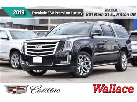 2019 Cadillac Escalade ESV Premium Luxury (Stk: 281877) in Milton - Image 1 of 30