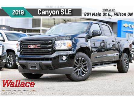 2019 GMC Canyon SLE (Stk: 259946) in Milton - Image 1 of 25