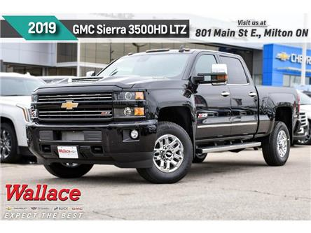 2019 Chevrolet Silverado 3500HD LTZ (Stk: 274642) in Milton - Image 1 of 29