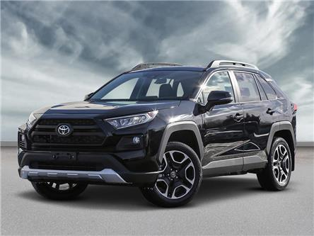 2019 Toyota RAV4 Trail (Stk: 9RV531) in Georgetown - Image 1 of 10