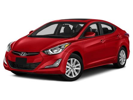 2015 Hyundai Elantra Sport Appearance (Stk: OP10439) in Mississauga - Image 1 of 10