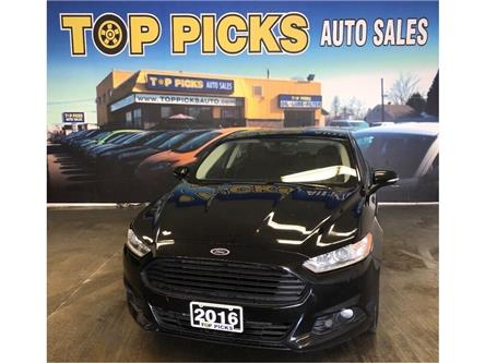 2016 Ford Fusion SE (Stk: 161821) in NORTH BAY - Image 1 of 24