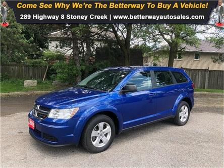 2015 Dodge Journey Canada Value Pkg  B-Tooth  7 Seats (Stk: 5320) in Stoney Creek - Image 1 of 21