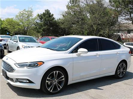 2018 Ford Fusion Titanium| Backup Cam| B-Tooth| Heat/Cool Seats (Stk: 5377) in Stoney Creek - Image 2 of 19